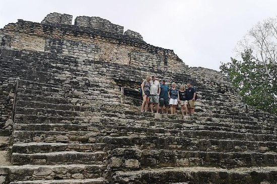 Chacchoben Mayan City Tour With Certified Guide – fénykép