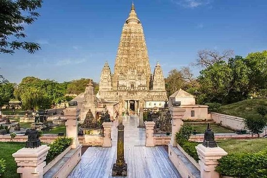 2-tägige private Bodhgaya-Tour ab ...