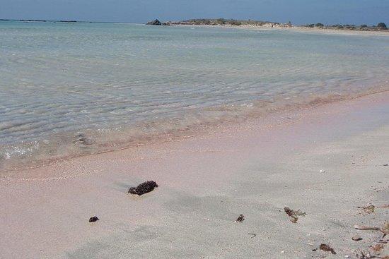 Elafonisi Beach and Cretan Mainland