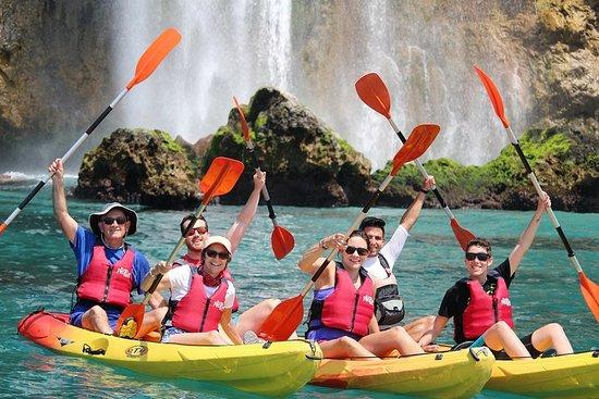 Percorso in kayak Scogliere di Nerja