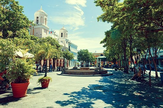 Tour coloniale Vecchia San Juan
