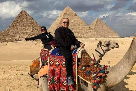 Private Tour To Giza Pyramids,camel...