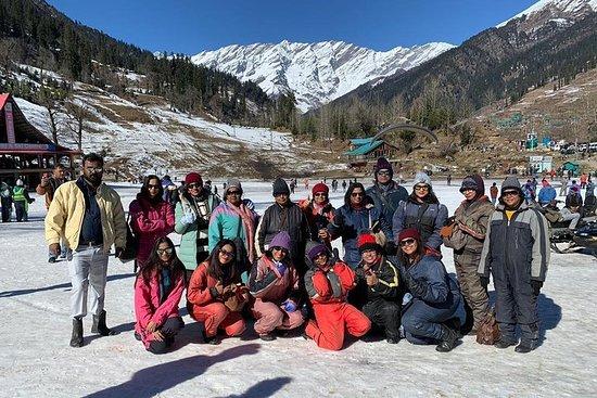 Visite de Shimla Manali - 7n8d