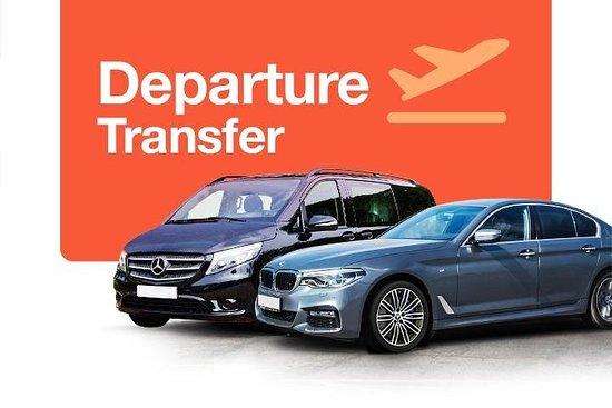 Transfert privé au départ de Jérusalem vers l'aéroport Ben Gurion Tel...