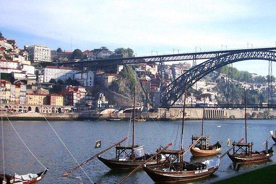 6-dages Nord-Portugal Tur: Porto, Braga, Fátima, Coimbra, Guimaraes...