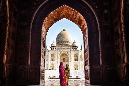 來自德里的私人日出泰姬陵和阿格拉之旅