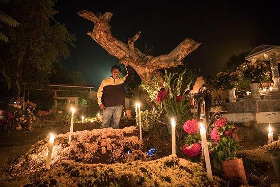 Tour del giorno dei morti (Valle de Ocotlán) con mezcal