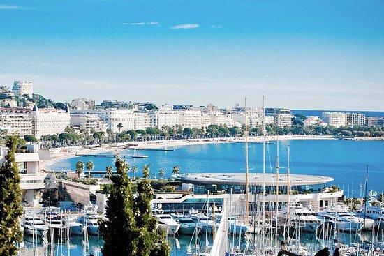 Små gruppedagstur til Cannes, Antibes og St-Paul de Vence