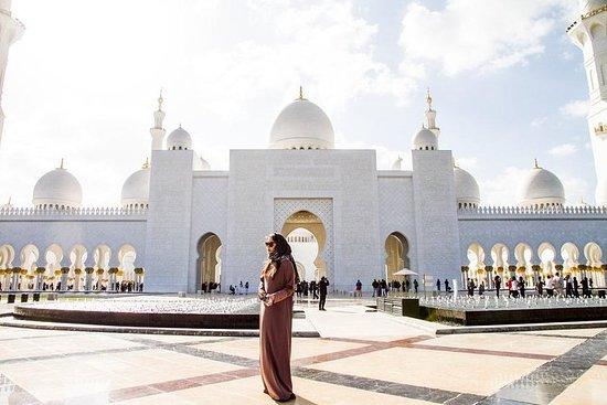 Dagstur i Abu Dhabi fra Dubai