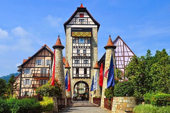 Full-day Bukit Tinggi French Village...