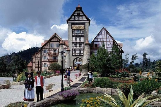 Bukit Tinggi French Village Tour From...