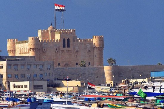Full-Day Tour to Alexandria from Cairo...