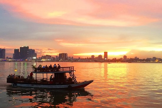 Sunset Cruise - anderhalf uur met ...