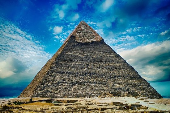 Small-Group Day Tour to Giza Pyramids...