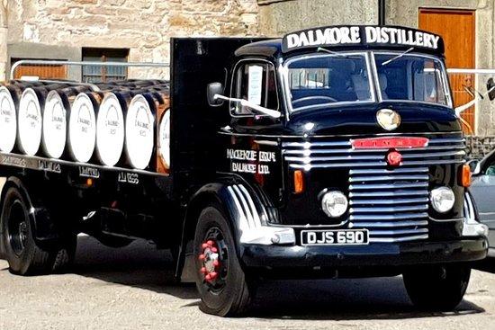 从Invergordon或因弗内斯出发的高地发现威士忌之旅