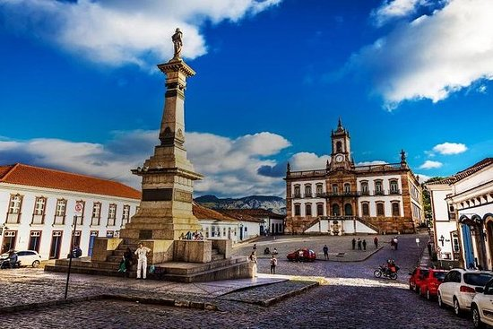 Ouro Preto and Mariana, MG