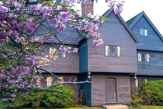 Salem Witch Trials Historical Walking...