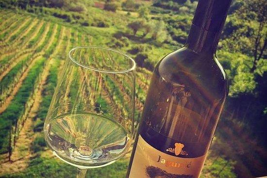 La visite de Dionysus Déjeuner ou dîner et dégustation de vin à...