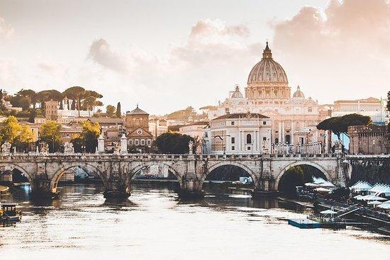 Visite privée de Rome avec les musées...