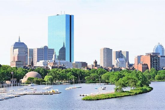 """Boston in One Day"" sightseeing busstur"