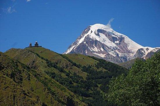 Ananuri - Montanha Gudauri