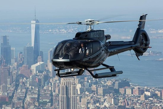 New York Helicopter Tour: Ultimate...