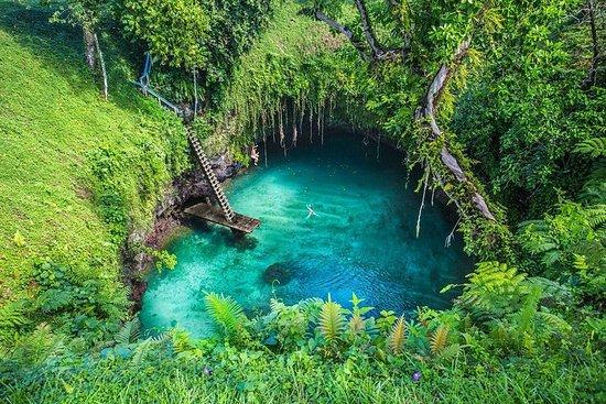 Las Aguas Prístinas de Upolu