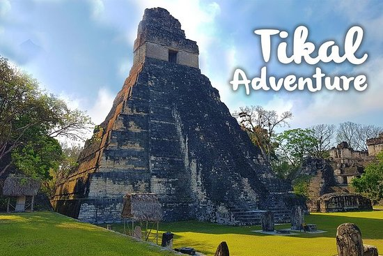 Tikal Day Tour with Lunch from Flores