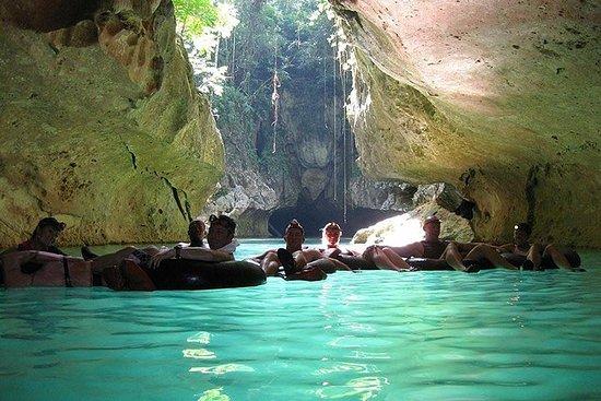 Cave Tubing & Zipline at Jaguar Paw