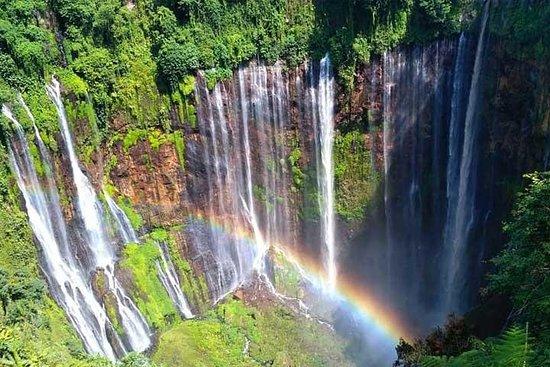 Tumpak Sewu Wasserfall & Vulkan Bromo...