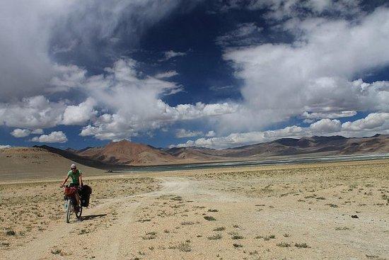 25 jours de Lhasa à Kathmandu VTT et...