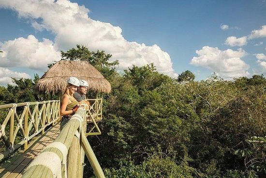 Cancun Combo Tour: Zipline and...