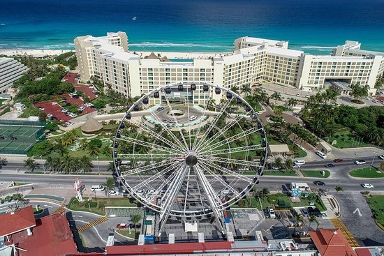 Shopping e Sky View Cancun