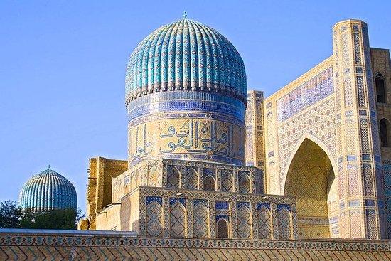 Ouzbékistan - Contes de fées à partir...