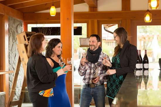 Lokal mat, Craft Drikke og Estate Winery Tour of Cowichan Valley
