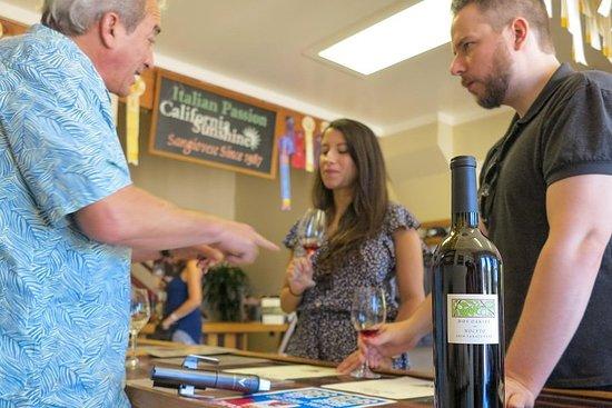 Amador Wine Tour fra Sacramento