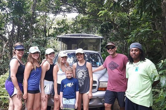 Off Road Rain Forest 4X4