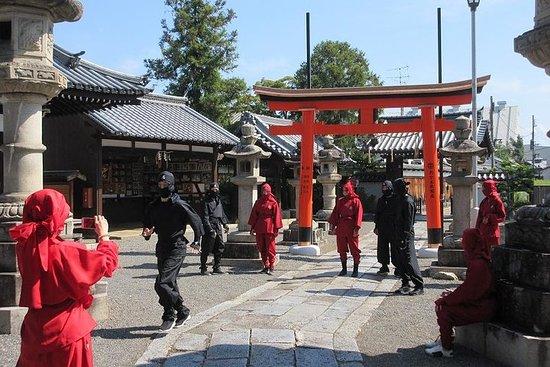Esperienza in costume ninja