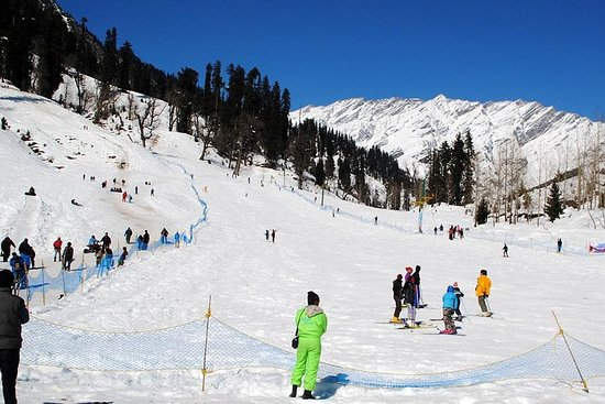 Scenic beauty of Himachal 12 Days