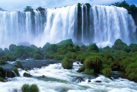 Aller-retour avec l'aéroport IGU et visite 03 jours à Iguaçu