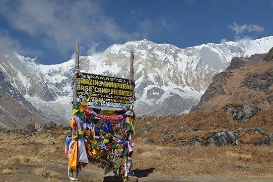 Annapurna Base Camp, Nepal 10 days