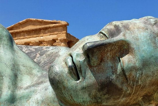 Sicily Private Tour from Palermo: Monreale, Etna, Taormina, Agrigento...