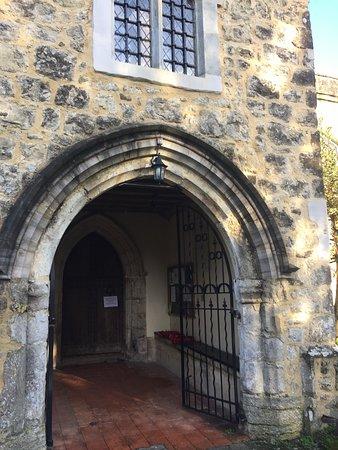 11.  St Nicolas Church, Pluckley