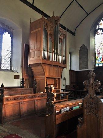 13.  St Nicholas Church, Pluckley