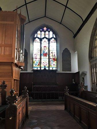 14.  St Nicholas Church, Pluckley
