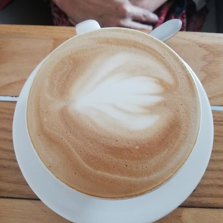 Mocca coffee latte