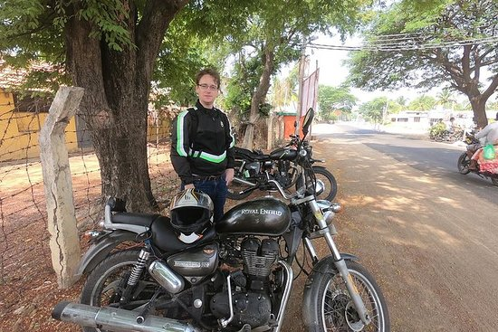 Jewel of South India, 4 days Royal Enfield Motorcycle tour from...