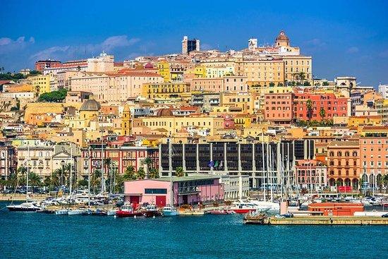 Panoramica Cagliari y Cagliari Vieja