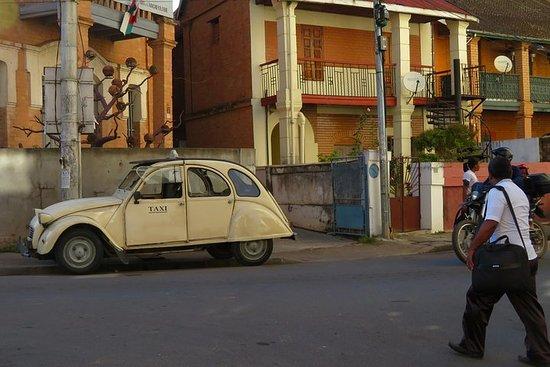 Madagascar en 3 días. Tour privado