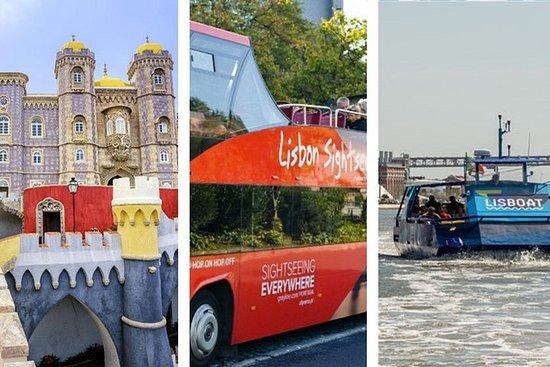 תמונה מFrom Lisbon:Sintra and Cascais With Lunch & Hop-off Hop-On BUS and BOAT